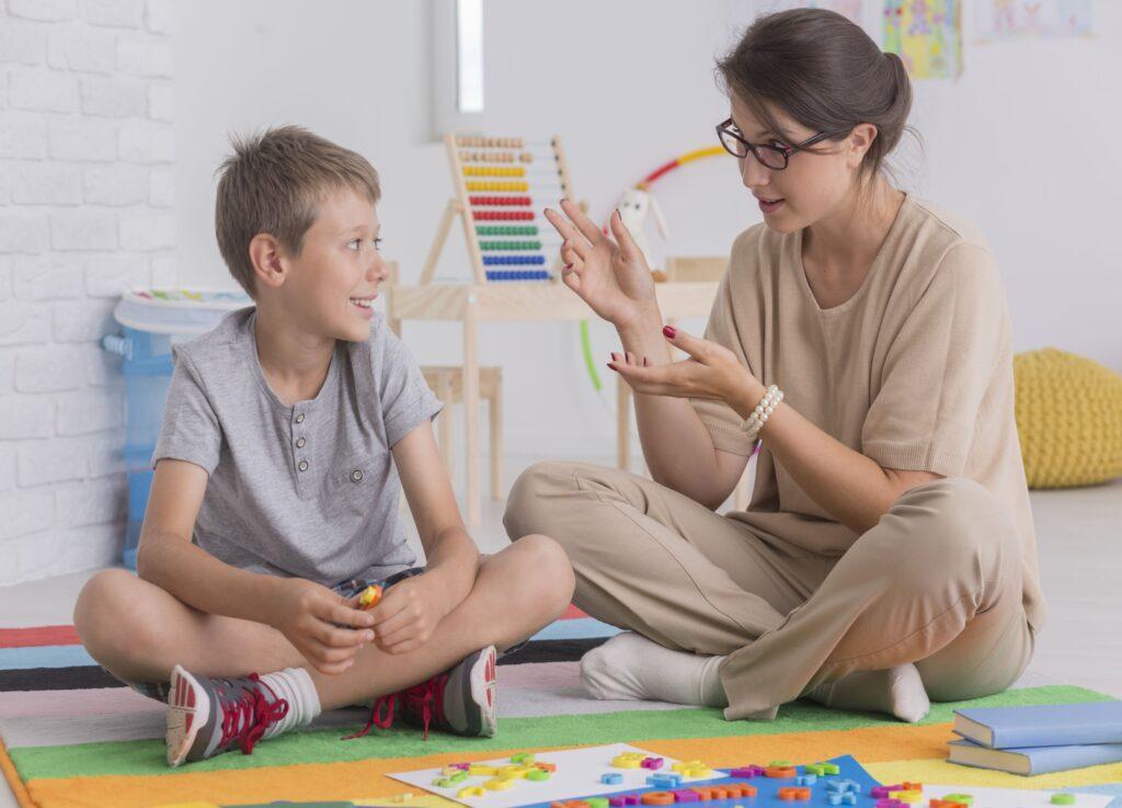 Behavioural Modification, Psychologist