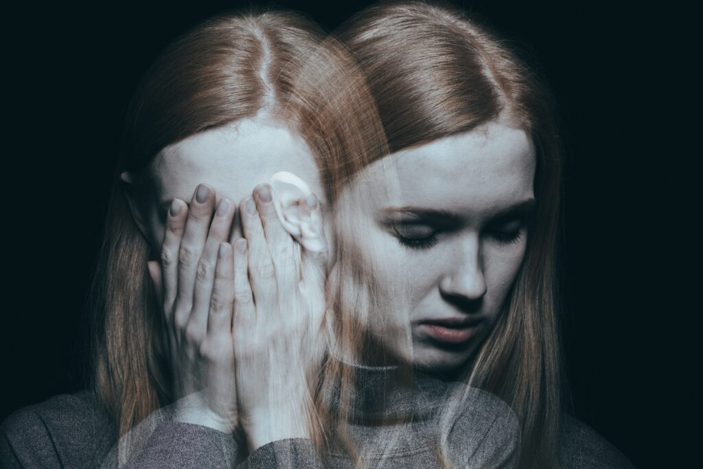 Personality Disorder, young girl, depression, tension, sad, psychological services, psychological center